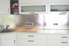 Küchenrückwand-Verglasungen